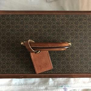 Vintage Wings (Hartmann) All-leather Vanity Case.